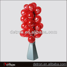 Beautiful balloon display stand for wedding