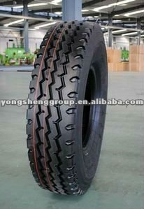 Safe and comfort truck tire size of 1100R20-18PR