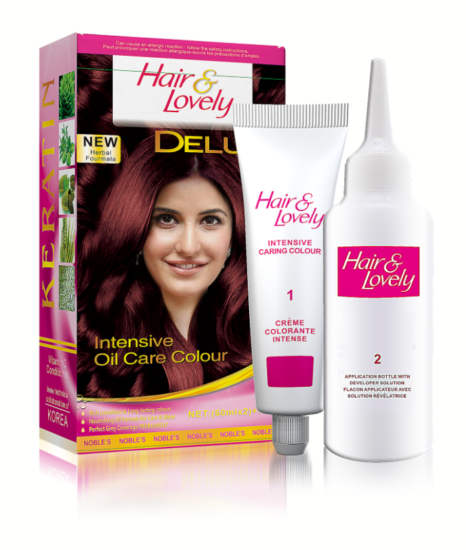 hair lovely color dye colors