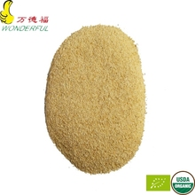 2018 new ad dehydrated white onion granules