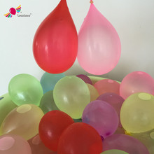 2018 small water bomb latex balloons
