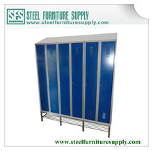 uniform locker/staff locker used in factory/industrial