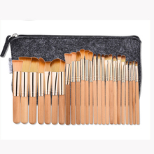 Hot new vegan cosmetics makeup <strong>brushes</strong> make your own brand makeup <strong>brush</strong> set