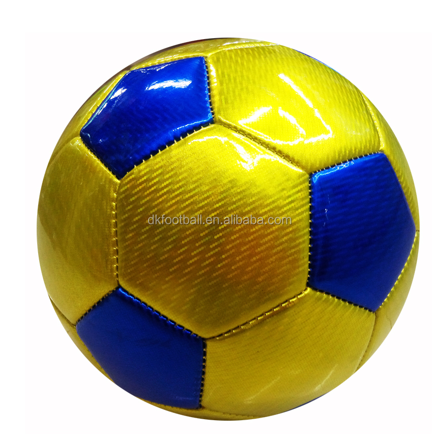 32 panel laser machine stiched size 5 football soccer ball