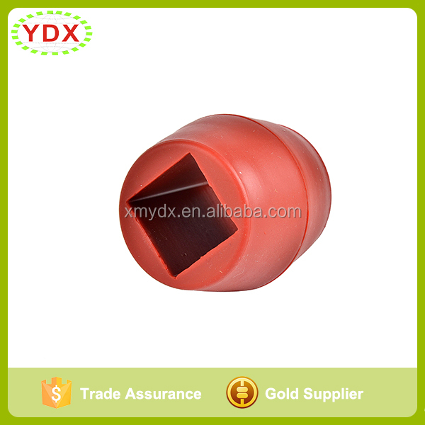 New Custom Molded Silicone Rubber Bushing