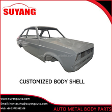 Customized Steel Car Body Shell For Auto Body Parts