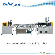 Extrusion production line for PU soft pipe TPU pipe extruder machinery