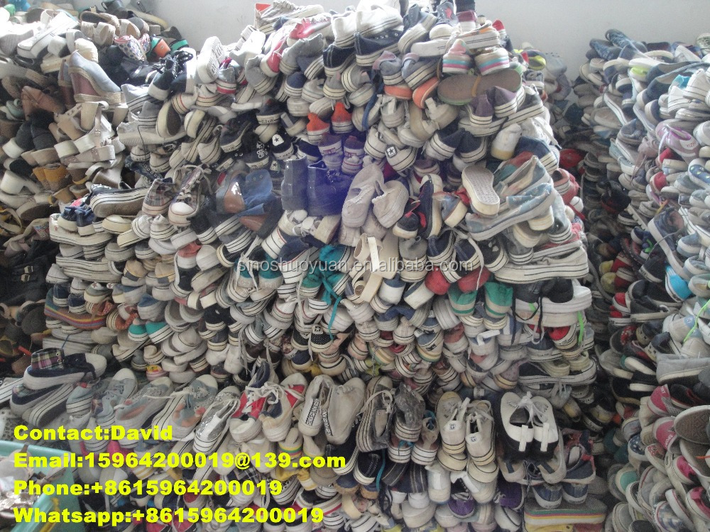 used shoes wholesale in spain
