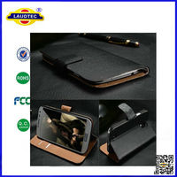 Genuine Leather Case for Samsung Galaxy Note3 Real Leather Case