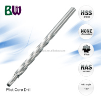 High Speed Steel Pilot Core Drill Bit For Electric Hand Drill Machine