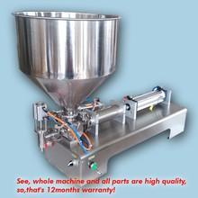 Brand new high quality filling mineral water/oil/cleanser, liquid paste filler filling machine,1000ML-5000ML