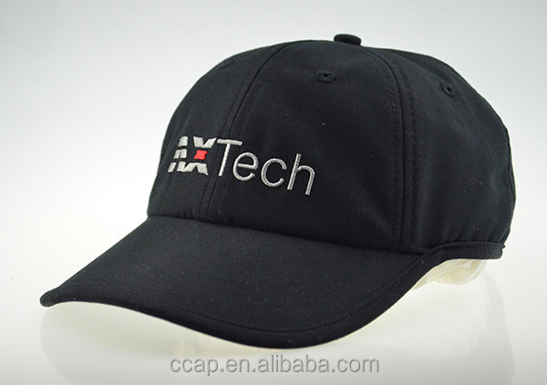 Low Crown Micro Fiber Baseball Cap