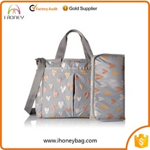 Large baby diaper bag & mummy bag stroller organizer bag