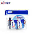 rayon materials white color made from china factory 3size compressed magic towels disposable coin tissues