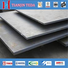 China manufacturer 25mm thick mild steel plate
