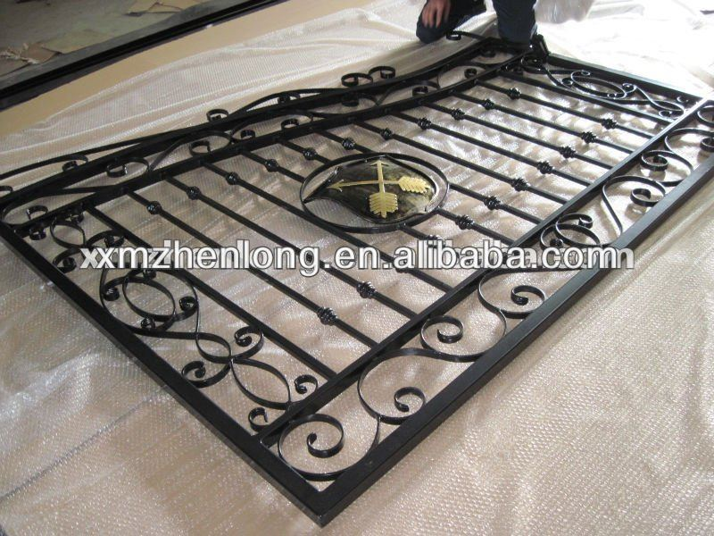 Wrought Iron Big Gates