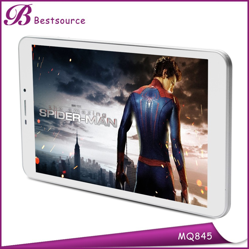 2015 new arrival russian language tablet pc white color, tablets with call function