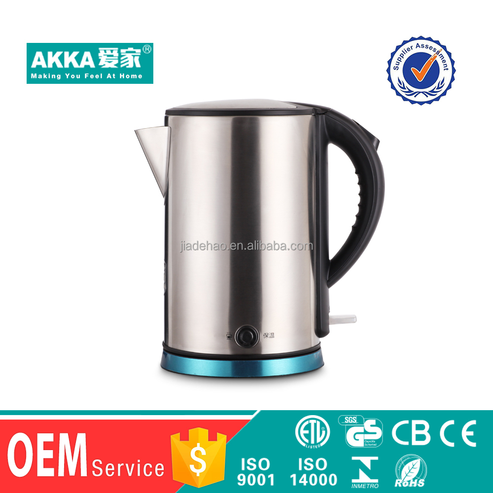 New model 1500w national home appliance for electric boiling kettle