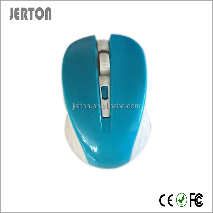 mini blue led wireless mouse JT-129 cheap optical wireless mouse lastest computer accessories