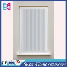 new style of one way vision rainproof window screen for window decoration