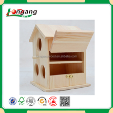 unfinished bird house cheap hanging bird cage for hatch