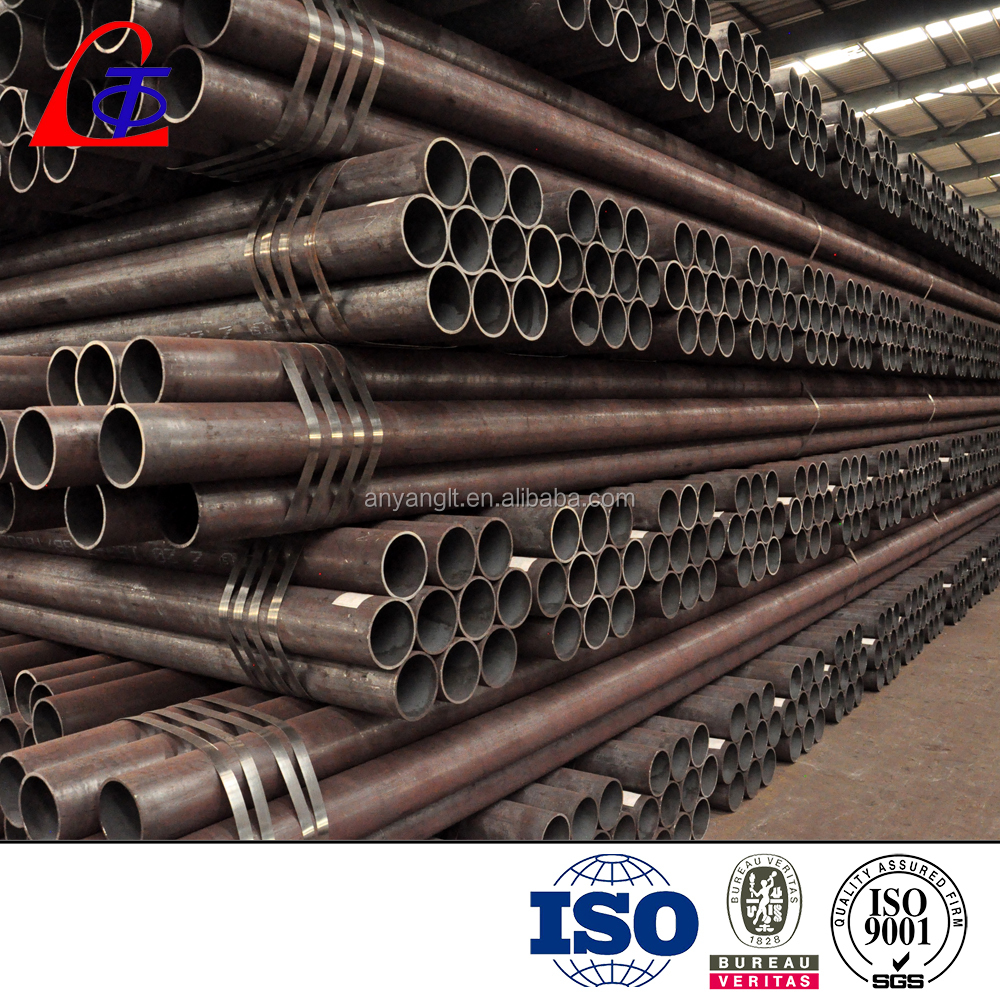Seamless Steel Pipe High Quality Manufacture supply HS code carbon ms tube/black steel seamless pipes