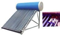 Freeze Resistant Solar Water Heater