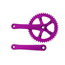 Road l Bike Chainwheel Crank/Fixie Parts/Bicycle Spare Part