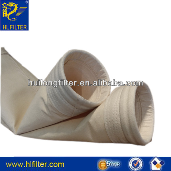 550G PPS Dusting filter bag Low-oxidation gas from coal-fired boiler process industries air pulse jet dust collector