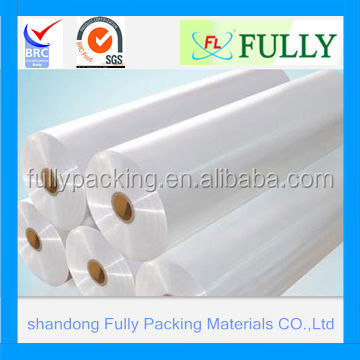 shrink film wrap (polyolefin)