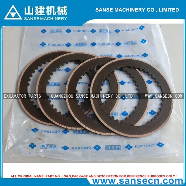 CX360B Excavator travel Motor Brake Pads,friction plate