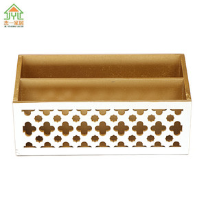 Desktop Wood Letter Holder , Decoration Mail Sorter
