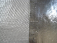 Aluminum Foil Fireproof Fabric Fiberglass Insulation Sheets