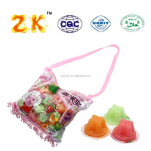 Mini Cup Fruit Jelly Pudding in bag