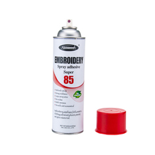Non-Toxic Embroidery Spray Adhesive For Silk Fabric