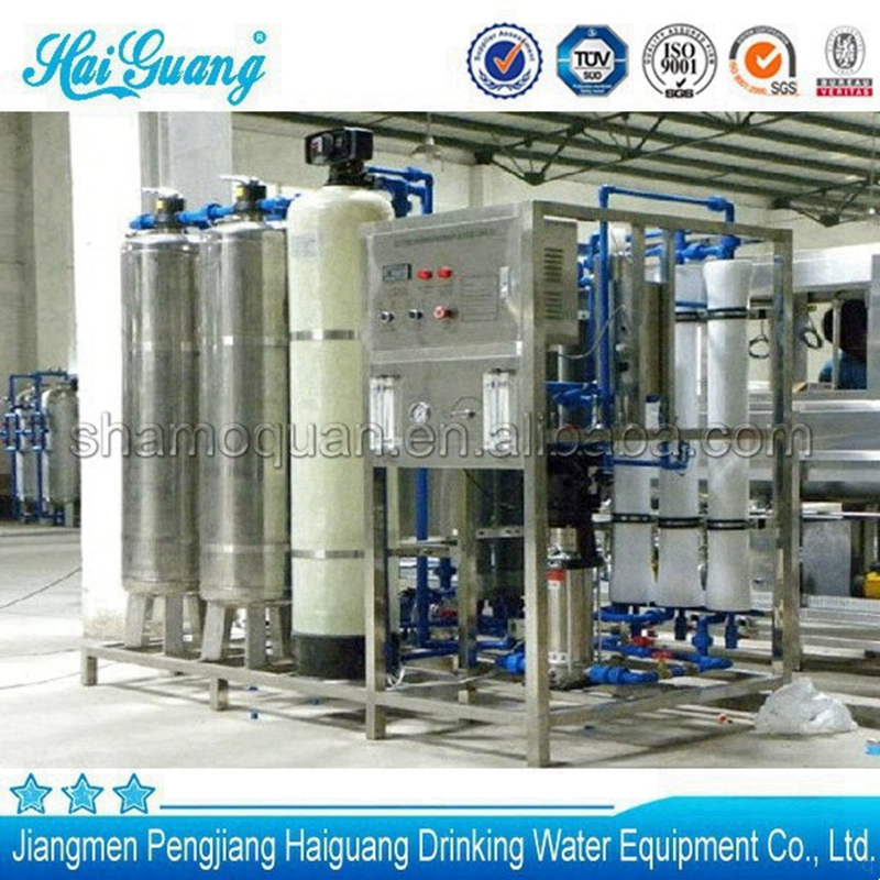 Alibaba chinese factory water treatment raw water tank