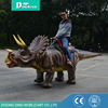 Outdoor Robotic Rubber Animal Ride