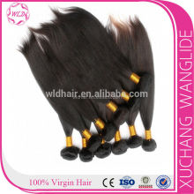 High quality no tangle full cuticle femi hair blonde sliky straight indian hair