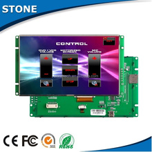 factory price oem handheld micro video tft lcd display with control panel