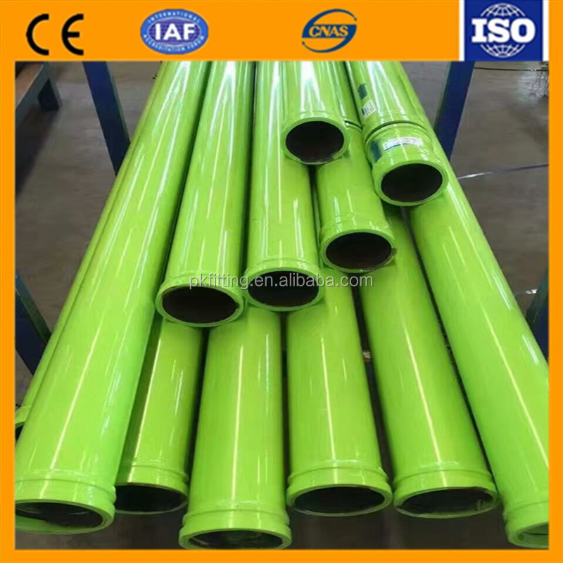 China Supplier.ST52 Concrete Pump Straight Pipe In China-Pengkun Group CO.LTD