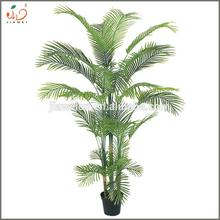 Factory decoration artificial outdoor indoor coconut plant palm tree wholesale