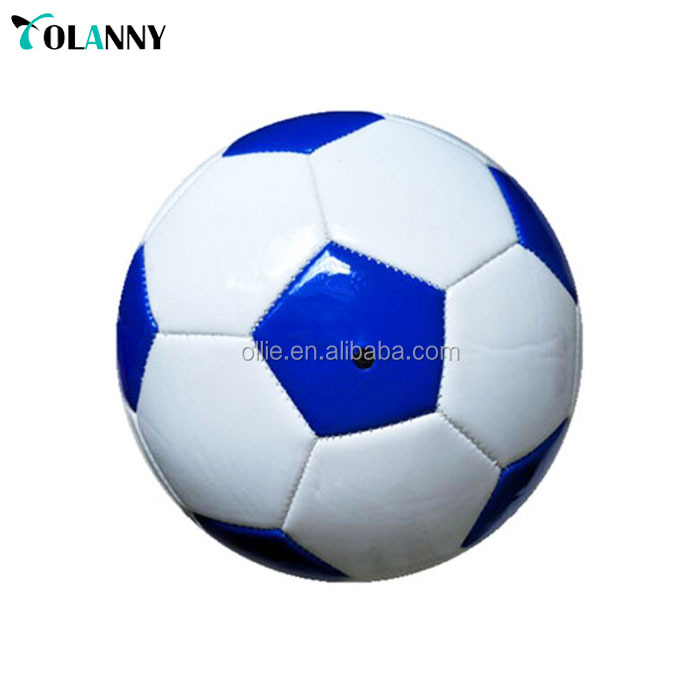 high quality cheap custom and deflated soccer ball