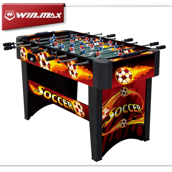 WINMAX Hot sale entertainment standard 4ft soccer game table