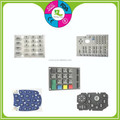 customized heat resistance waterproof remote silicone rubber keypad