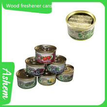 New arrival customized gel wood air freshener for car , IC-812