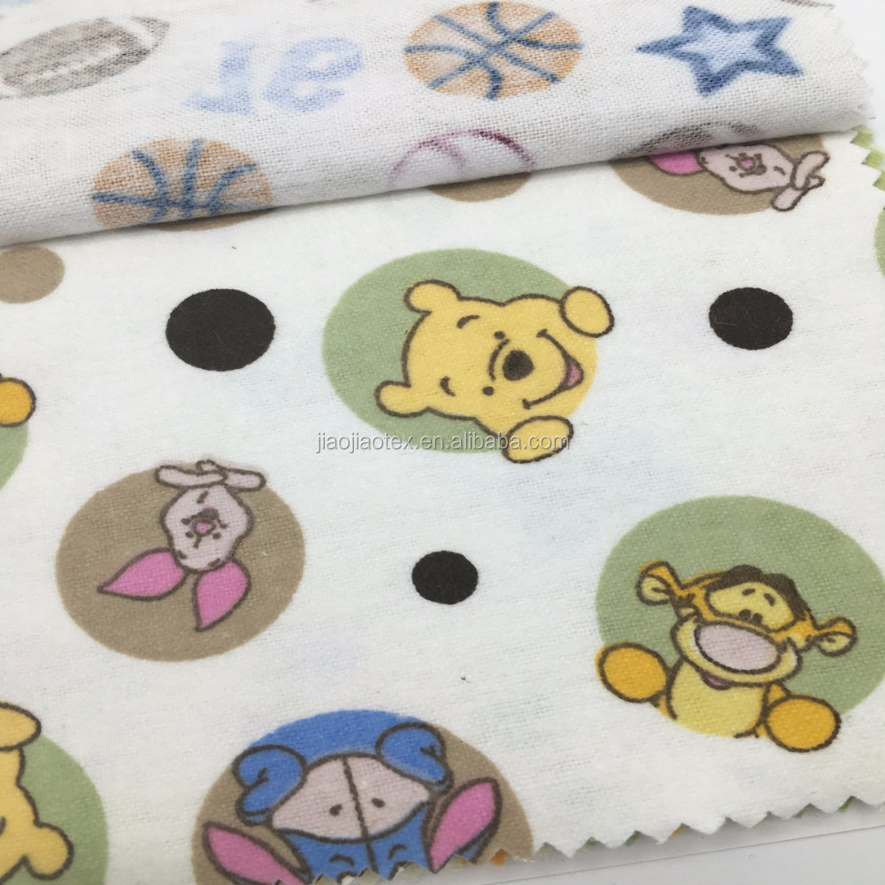 2016 new comfortable 100 cotton fabric for kids clothing for Kids cotton fabric