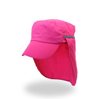 Wholesale Promotional Sun Protection Flap Back Hat