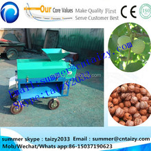 Automatic Green Walnut Peeling Machine green pecan walnut Shelling Machine almond Sheller