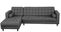 Scandinavian modern furniture sofa sectional sofa