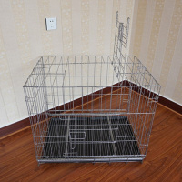 pet supplies 48 dog crate commercial metal ferret or dog cage